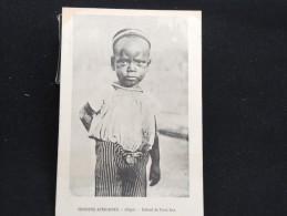 "NIGER - CP "" Enfant De 3 Ans "" - Lot N° 10082 - Niger"