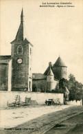 MANONVILLE(MEURTHE ET MOSELLE) - Francia
