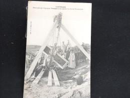 "TUNISIE  - CP CARTHAGE Voyagée  "" Sarcophage D'époque Punique "" - Lot N° 10083 - Tunisie"