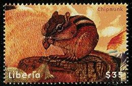 (cl. 2 - P.24) Liberia ** N° 2699 (ref. Michel Au Dos) - Le Tamia  - - Liberia