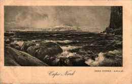 Mer Agitée, Rough Sea - Zeno Diemen, Capo Nord - Paintings