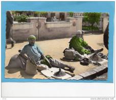 PALESTRO-gros Plan-marchands D'épices Sur Le Trottoir - Années 50 édition Jomone - Argelia