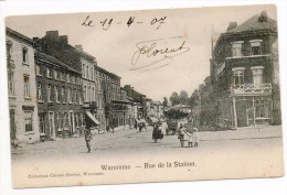 32364  -  Waremme  Rue De La Station - Waremme
