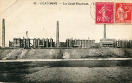 HOMECOURT(MEURTHE ET MOSELLE) HAUTS FOURNEAUX - Homecourt