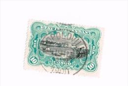 """Etat ind�pendant du Congo,10 centimes,oblit�ration"""" L�opoldville"""""""