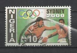 NIGERIA 2000 - OLYMPIC GAMES - USED OBLITERE GESTEMPELT USADO - Summer 2000: Sydney