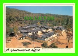 CORÉE DU SUD, SOUTH KOREA - EXAMPLE OF LOCAL- LEVEL GOVERNMENT ADMINISTRATION HEADQUARTERS IN THE PROVINCES - 12 X 17 Cm - Corée Du Sud