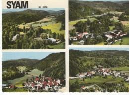 SYAM (39) - Jura - Carte Multivues - Andere Gemeenten