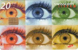 SWITZERLAND - 18:00 Rush hour/Zurich, chip Siemens 35, tirage 50000, 05/02, used