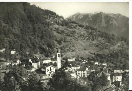 Margno (Lecco, Lombardia) Alta Valsassina Panorama, Sullo Sfondo La Grigna - Lecco