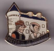 PINS -- Historial De TOURAINE -- Musée -- TOURS ( Dép 37 ) - Villes