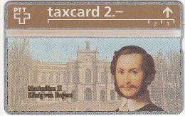 SWITZERLAND(L&G) - Maximilian II/Konig von Bayern, CN : 324L66556, tirage 10000, 04/93, mint
