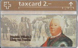 SWITZERLAND(L&G) - Friedrich Wilhelm I/Konig von Preuben, CN : 324L 47871, tirage 10000, 04/93, mint
