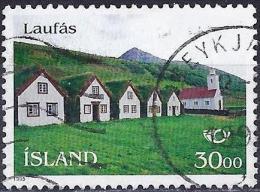 Iceland 1995 - Turism : Laufas  ( Mi 824 - YT 779 ) - Usati