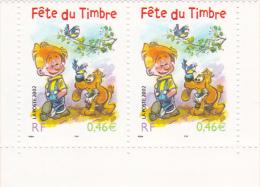 202 Journée Du Timbre Timbre Issu De Carnet N°3467a - Nuovi