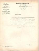 Préfecture Des Vosges - Proclamation De L'Empire Français - Documents Historiques