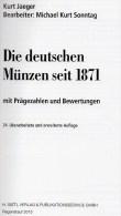 Jäger Münzen-Katalog Deutschland 2016 Neu 25€ Für Münzen Ab 1871 Und Numisbriefe Numismatic Coins Of Old And New Germany - Falsi