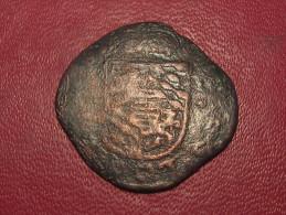 7905 Liege - Ernest De Bavière (1554-1612) - Liard ND - ...-1831