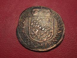 7978 Liege - Ferdinand De Bavière (1577-1650) - Liard ND, Comes De Horne - ...-1831