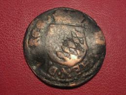 7289 Liege - Maximilien-Henri De Bavière (1621-1688) - Liard (DGS 1107) Type 2, BVL, .CO - ...-1831