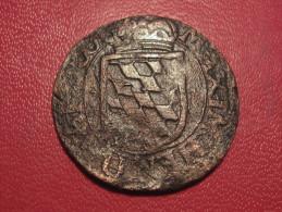 7294 Liege - Maximilien-Henri De Bavière (1621-1688) - Liard (DGS 1107) Type 1, BV. - ...-1831
