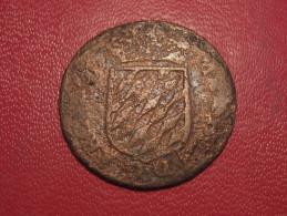 7299 Liege - Maximilien-Henri De Bavière (1621-1688) - Liard (DGS 1109) - ...-1831