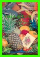 ANANAS & FRUITS DIVERS - 3 DIMENSIONS - - Autres