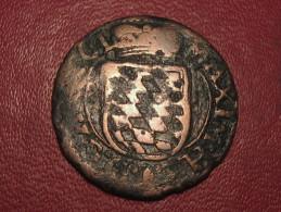 7523 Liege - Maximilien-Henri De Bavière (1621-1688) - Liard (DGS 1107) Type 1, Oriented 10h - ...-1831