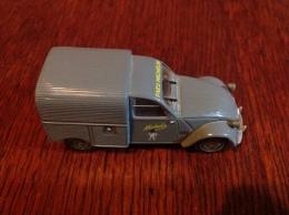 Deux CV Norev 2003 Pneu Michelin - Auto's, Vrachtwagens, Bussen