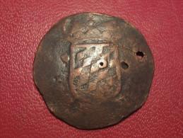 7560 Liege - Maximilien-Henri De Bavière (1621-1688) - Liard (DGS 1109) Variation 1, Coin Alignment - ...-1831