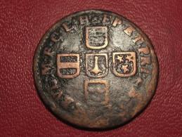 7322 Liege - Joseph Clément De Bavière (1671-1723) - Liard ND, L.H Star LP, Medal Alignment - ...-1831