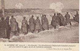 Militaria - Guerre 14-18 - Régiment Infanterie Coloniale - Reggimenti