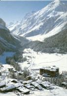 73. CPM. Savoie. Pralognan-la-Vanoise. Village De Barrioz, La Grande Cordée, Vallée De Chavière. Olympique 92 (2 Cartes) - Pralognan-la-Vanoise