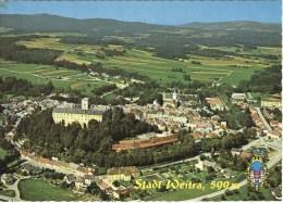 AK Österreich Weitra Schloss Und Stadtkern - Weitra