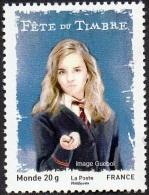 France Philatélie N° 4026 ** Fête Du Timbre 07 - Harry POTTER Son Amie HERMIONE - Tag Der Briefmarke