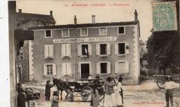 CUNLHAT LA GENDARMERIE - Francia