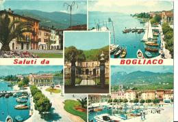 Bogliaco Fraz. Di Gargnano (Brescia) Vedute E Scorci Panoramici, Panoramic Views, Vues Panoramiques - Brescia