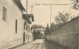 Oleggio Strada Provinciale Stabilimento Gagliardi  Fp V.1915 - Novara