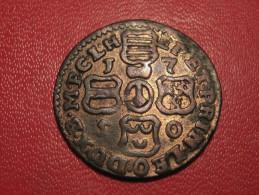 7147 Liege - Jean-Theodore De Bavière (1703-1763) - Liard 1750, BAU.D - ...-1831
