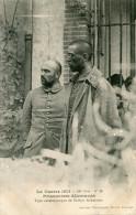 MILITAIRE(PRISONNIERS ALLEMANDS) - Guerre 1914-18