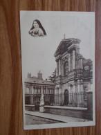 LISIEUX Le Carmel Et La Statue De Ste-Thérèse  1950 - Altri