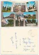 MODENA (276) - SAN MARTINO SPINO (vedute) - FG/Vg 1966 - Modena