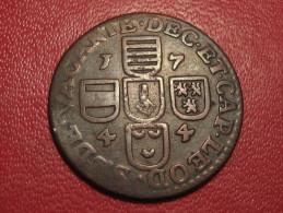 Liege - Sede Vacante - Liard 1744, LAMBERTVS - Belgium