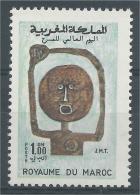 Morocco, World Treatre Day, 1969, MNH VF - Morocco (1956-...)