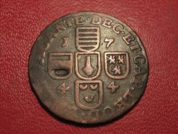 7100 Liege - Sede Vacante - Liard 1744, LEOD - Belgium
