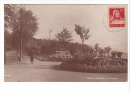 25412 SUISSE Ouchy Lausanne -le Quai -10463 Ed Perrochet Matile -