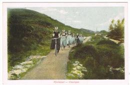 RB 1069 - Postcard - Women Cycling - Rijwielpad Vlissingen - Netherlands Holland - Vlissingen