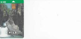 1 Télécarte CHILI Lot9 (bon état) - Chili