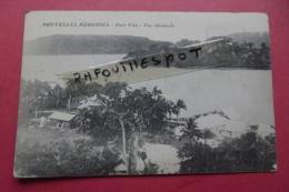 C P Nouvelles Hebrides  Port Vila Vue Generale - Wallis-Et-Futuna