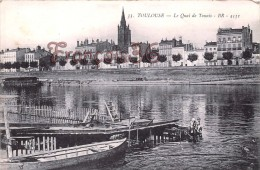 (31) Toulouse - Le Quai De Tounis - 2 SCANS - Toulouse